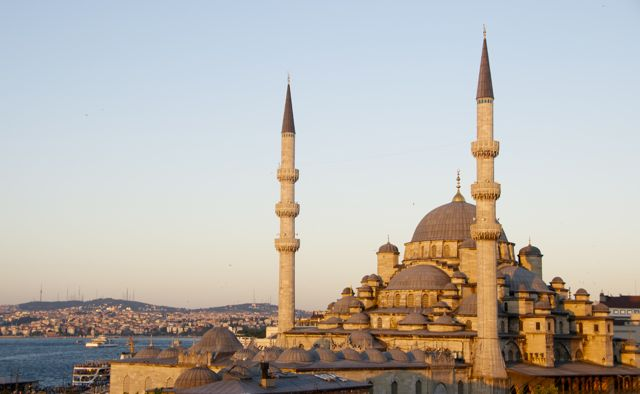 S 252 Leymaniye Mosque In Istanbul Turkey By The Seat Of My Skirt