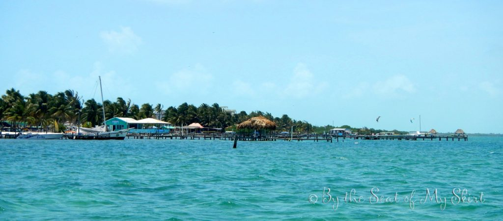 Kite Spot Review: Caye Caulker, Belize — By the Seat of My Skirt