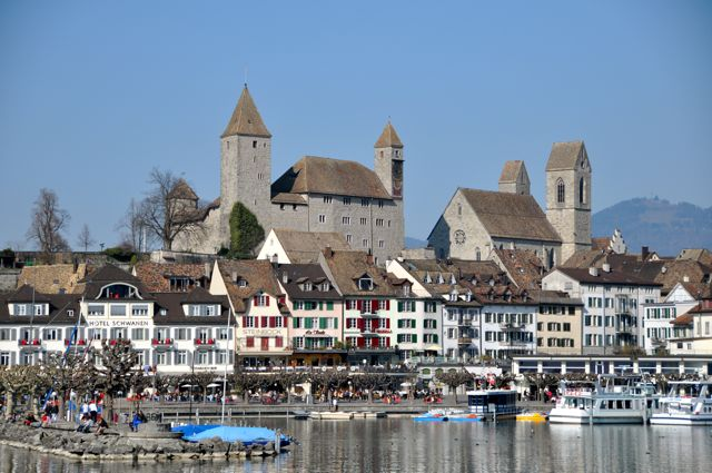 Rapperswil My New Home Away From Home By The Seat Of My